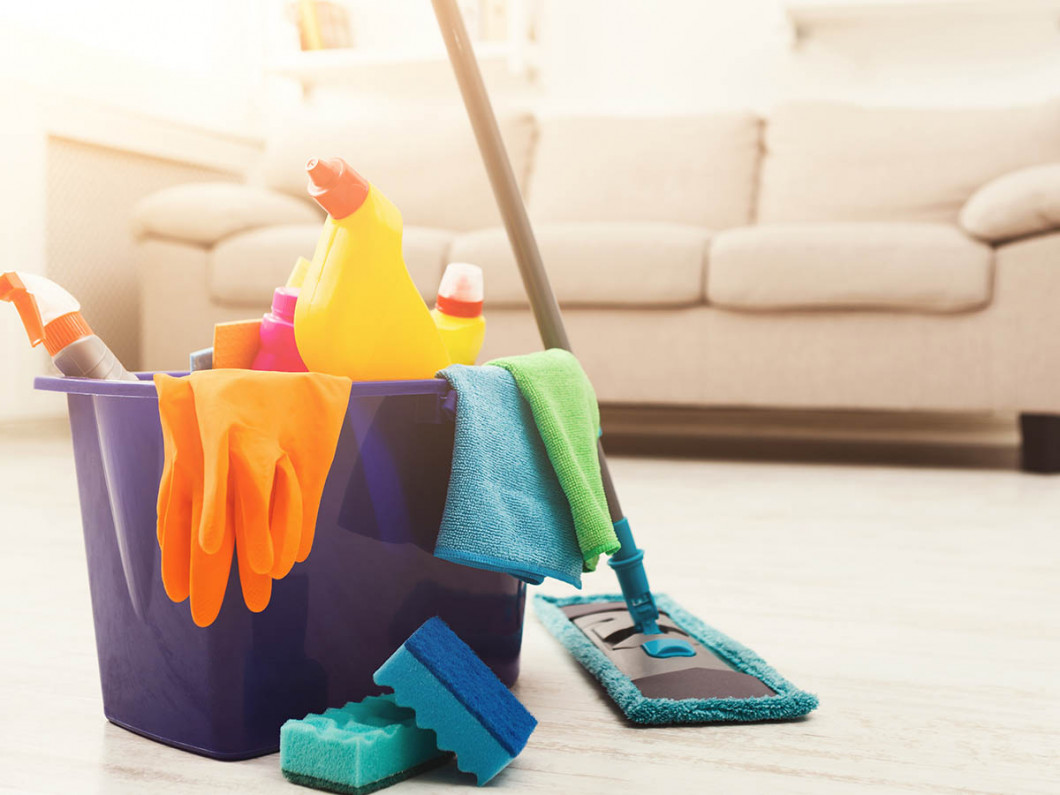 Professional cleaning at an affordable price